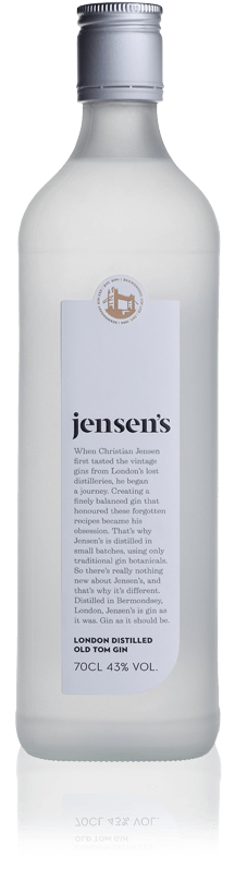 London Old Tom Jensen's Gin